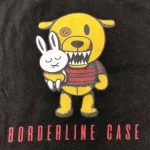 Borderline case Tシャツ