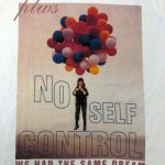 NO SELF CONTROL Tシャツ