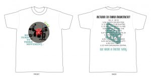 Return to third movement vol.2 ツアー Tシャツ