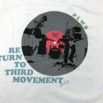 Return to third movement vol.2 ツアー Tシャツ