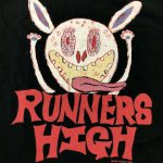 RUNNERS HIGH Tシャツ