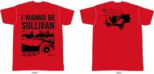I WANNA BE SULLIVAN Tシャツ