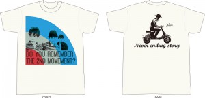 2nd Movement Tシャツ