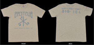 BUSTERS Tシャツ