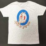 ベスパバスター君 Tシャツ FRONT