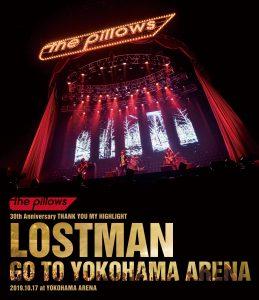 LOSTMAN GO TO YOKOHAMA ARENA Blu-ray