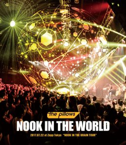 "Blu-ray 「NOOK IN THE WORLD 2017.07.22 at Zepp Tokyo ""NOOK IN THE BRAIN TOUR""」"